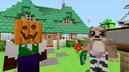 Minecraft Xbox - Survival Madness Adventures - Cartoon Portal 296