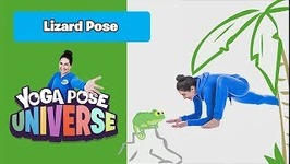 Lizard Pose - Yoga Pose Universe