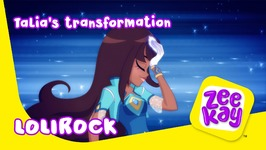 Talia's Transformation - Lolirock