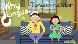 World's Toughest Tongue Twister - English Lessons For Kids