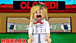 LITTLE KELLYS RESTAURANT HAS CLOSED DOWN !! Sharky Gaming - Roblox