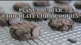 Peanut Butter Chocolate Chirp Cookies - Rule Of Yum Recipe
