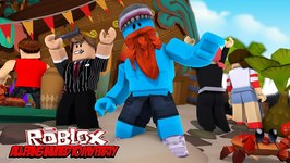 EVERYONE IS INVITED TO MY PARTY !!!! Sharky Gaming - Roblox