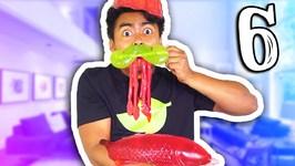 GUMMY VS REAL FOOD 6