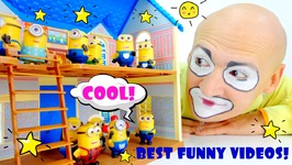 Best Funny Videos For Kids And Kid's Games With CLOWN ANDREW