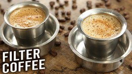 Filter Coffee / How To Make South Indian Filter Coffee At Home / Quick And Easy Coffee Recipe / Varun