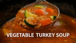 Vegetable Turkey Soup