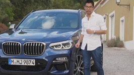 Design highlights by Calvin Luk, Exterior Designer of the new BMW X3