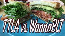 WF TTLA Vs Bouldin Creek Cafe Wanna BLT - Taste Challenge