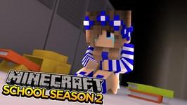 Minecraft School S2-TROUBLE IN SCHOOL!!