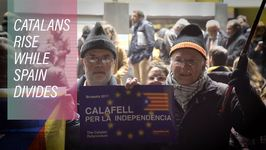 The Two Young Politicians Fighting For Catalonias Fate