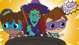 Bottle Squad - Colorful Adventure - Children Cartoons - Superhero Babies