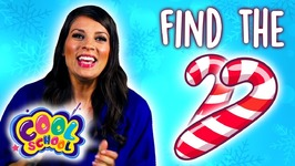 Can You Find the Candy Canes - Snow Queen Find It Game With Ms Booksy - Fun Kids Games