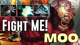 MOO AXE FIGHT ME Dota 2