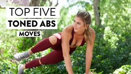 Have You Tried These 5 Ab Moves Yet?  ABS WORKOUT