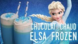 Recette Chocolat Chaud Reine Des Neiges / Frozen Disney Chocolate