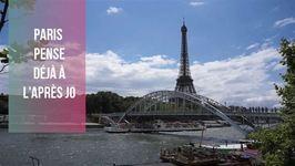 Après les JO de 2024, Paris a une autre idée en tête