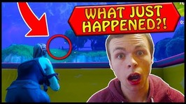 WHATS JUST HAPPENED?- Fortnite Battle Royale