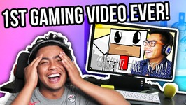 REACTING TO MY FIRST GAMING VIDEO