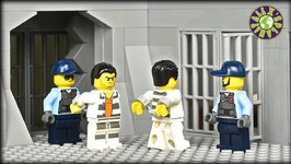 Lego Prison Break Justice- Part 3