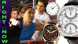 Luxury Watches And Diet Support For Fitness Folk