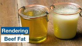 How To Render Beef Fat - Beef Tallow
