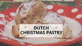How To International Christmas Cooking - Dutch Pastries