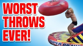 Worst Throws Ever! - Funny Fail Compilation