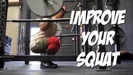Improve Your Squat - My Mental Cues