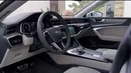 The new Audi A7 Sportback Interiors