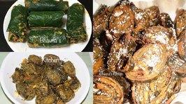 How To Make Patra Or Pateria Arbi Or Alu Wadi