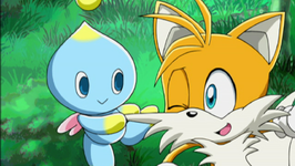 Little Chao Lost