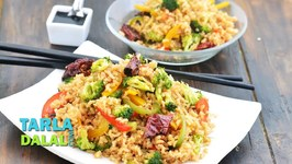 Healthy Broccoli Fried Rice