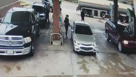 Driver and Trucker Foil Attempted Carjacking