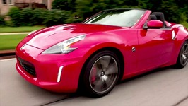 2018 Nissan Z Roadster Driving Video