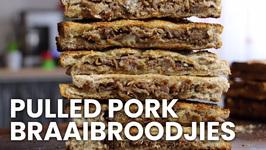 Pulled Pork Braaibroodjies