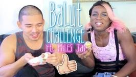 Balut Challenge Ft. Miles Jai -Rule Of Yum