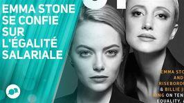 Emma Stone - ses partenaires ont baissé leur salaire