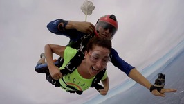 How was my 1st Sky Dive with GoJump Oceanside