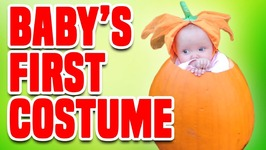 Baby's First Costume - Funny Halloween Compilation