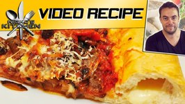 How To Make Stuffed Crust Pizza