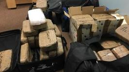 Police Uncover 200 Million Drug Import Plan