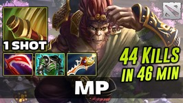 MP Monkey King 44 KILLS RAPIER Dota 2