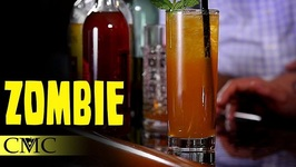 How To Make The Zombie (1934 Classic Edition) / Tiki Drink Month