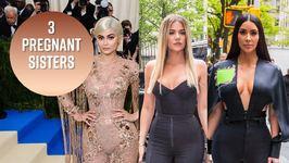 The Web Is Shook About The Kardashian Pregnancies