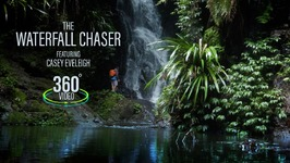 360 The Waterfall Chaser in 4K Ultra HD