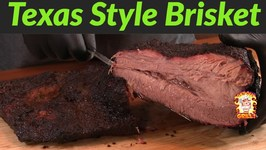 How To Make Texas-Style Brisket On The SNS Kamado Grill