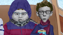S01 E02 - Ice Breakers, You're So Vain - Angela Anaconda
