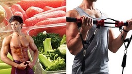 Tension Toner Resistance Bar and Better Nutrition Choices