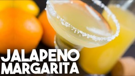 JALAPENO MARGARITAS - Perfect Beverage For The Summer